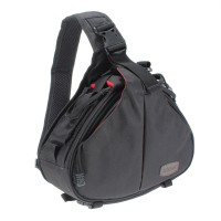 L340 H24 W13 Black Camera Case Bag