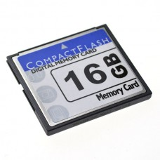 CF Compact Flash Memory Card 16 GB