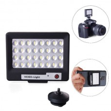 32 LED Mini Powerful 5600K Photo Video Light LED Lamp
