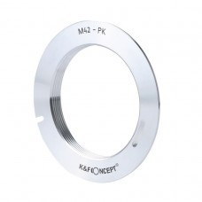 K&F Concept Lens Adapter M42 Lens mount to Pentax PK