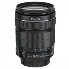 Canon EF-S 18-135mm f/3.5-5.6 IS STM Lenses (White Box)