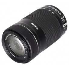 Canon EF-S 55-250mm f/4-5.6 IS STM Lenses