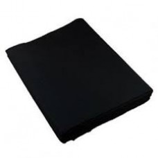 1.8x2.8m Black Muslin Background